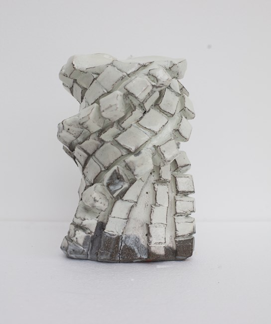 Kohiki (sculptural form) by Shozo Michikawa contemporary artwork
