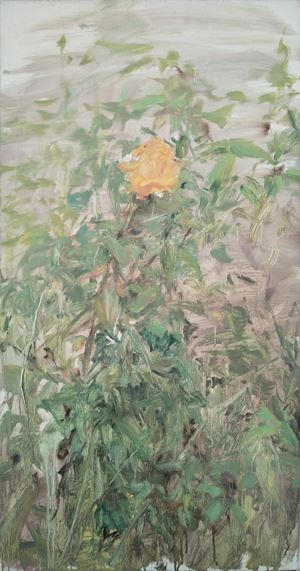 Various Flowers No.8-5 by He Duoling contemporary artwork