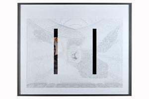 Wordless wonder II by Remen Chopra W Van Der Vaart contemporary artwork