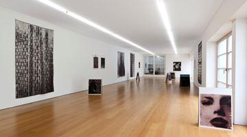 Contemporary art exhibition, Florian Süssmayr, zeigt at Galerie Rüdiger Schöttle, Munich