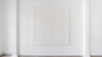 Contemporary art exhibition, Enrico Castellani, Enrico Castellani at Galerie Greta Meert, Brussels, Belgium