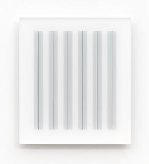 Acrylic piece 2012-2 by Hadi Tabatabai contemporary artwork