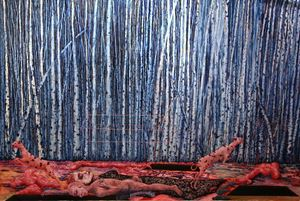 Buried History by Entang Wiharso contemporary artwork