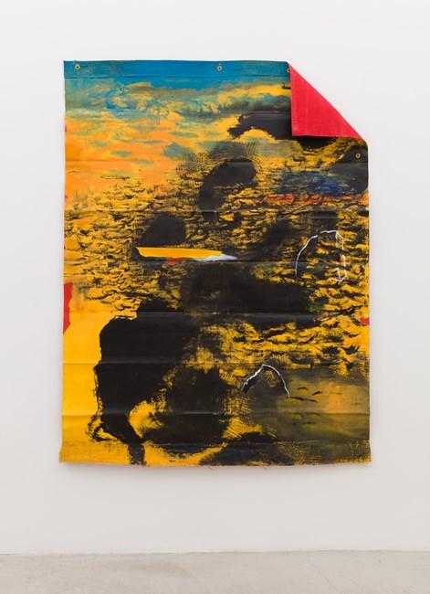 THEERTHA YATHRA 1.4 by Jagath Weerasinghe contemporary artwork