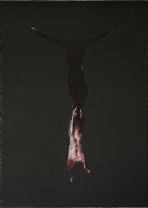 Reverso by Nicola Samorì contemporary artwork
