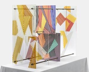 Harmonie transformable / Armonía transformable by Jesús Rafael Soto contemporary artwork