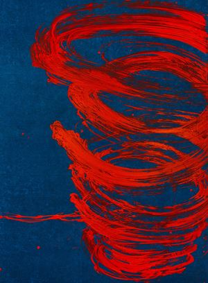Deh, vieni a consolar il pianto mio by Fabienne Verdier contemporary artwork