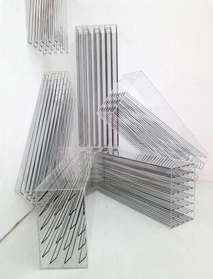 Le rovine del transcendente by Emanuela Fiorelli contemporary artwork