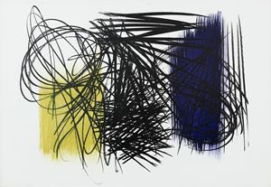 P1970-A20 by Hans Hartung contemporary artwork
