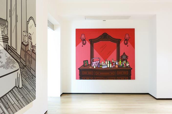 Exhibition view: Li Bangyao, Ecstasy,Tang Contemporary Art, Bangkok(4 February–21 March 2021). Courtesy Tang Contemporary Art.