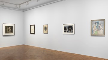 Contemporary art exhibition, Group Exhibition, A Selection of Works from Galerie 1900-2000 at David Zwirner, 69th Street, New York