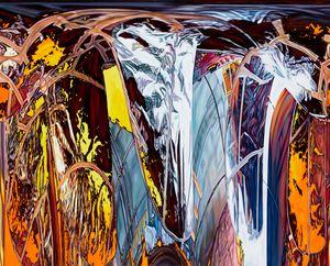 SURVIVORS GUILT by Jin Meyerson contemporary artwork