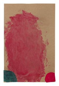 DRFTRS (6765) by Sterling Ruby contemporary artwork mixed media