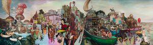 永生之象 The Elephant of Immortality by Xu Bacheng contemporary artwork