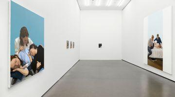 Contemporary art exhibition, Tim Eitel, Vie imaginaire, chapitre II: Ensemble at Galerie Eigen + Art, Berlin