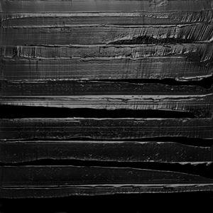 Peinture, 130 x 130 cm, 10 octobre 2019 by Pierre Soulages contemporary artwork