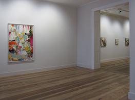 "Michael Toenges<br><em>New Work</em><br><span class=""oc-gallery"">Galerie Albrecht</span>"