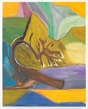 Bent Tree by Ficre Ghebreyesus contemporary artwork