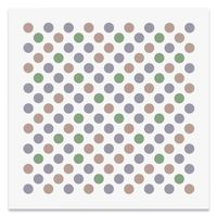 Measure for Measure 24 by Bridget Riley contemporary artwork painting