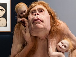 Patricia Piccinini and Joy Hester: Through Love…