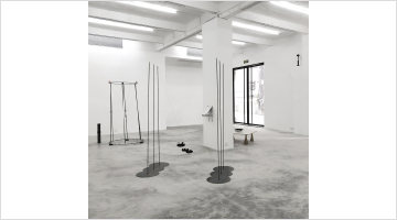 Contemporary art exhibition, Xiao Hanqiu, Tant Yunshu Zhong, That's Quite Something at Tabula Rasa Gallery, Beijing, China