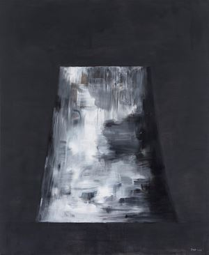 Cooling Tower No.1 冷却塔 1 by Mou Huan contemporary artwork