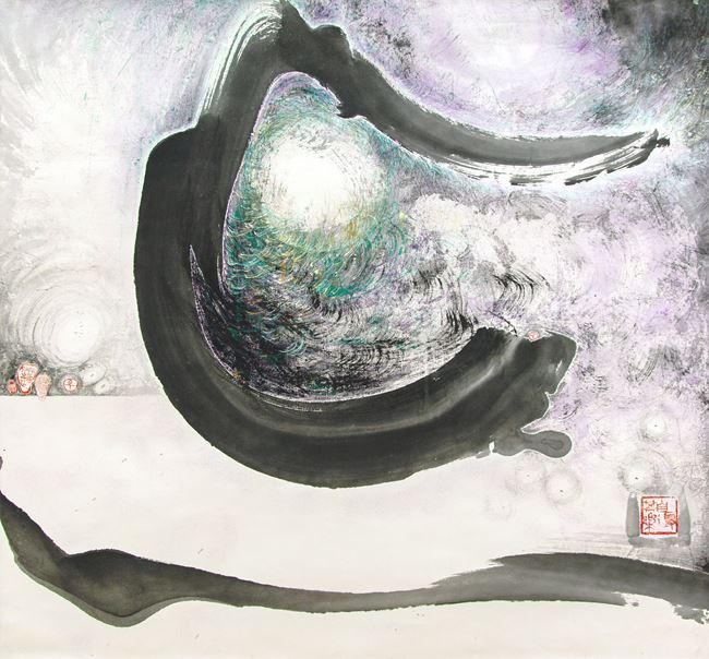 Untitled《無題》 by Irene Chou contemporary artwork