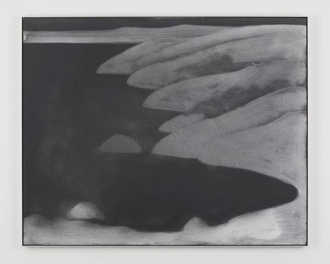 Landscape (black) by Silke Otto-Knapp contemporary artwork