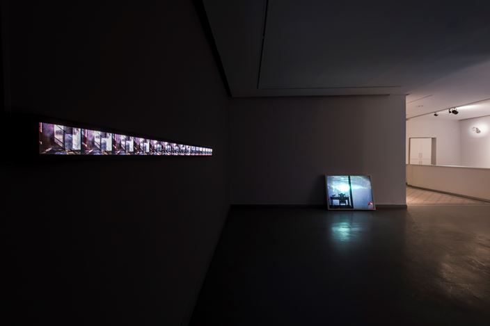 Exhibition view: Group Exhibition, I'm an Eye, A Mechanical Eye, Zilberman Gallery, Istanbul (14 May–5 July 2019). Courtesy Zilberman Gallery. Photo: Kayhan Kaygusuz.