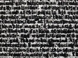 "Glenn Ligon<br><em>First Contact</em><br><span class=""oc-gallery"">Hauser & Wirth</span>"
