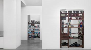 Contemporary art exhibition, Michelangelo Pistoletto, Scaffali at Simon Lee Gallery, London