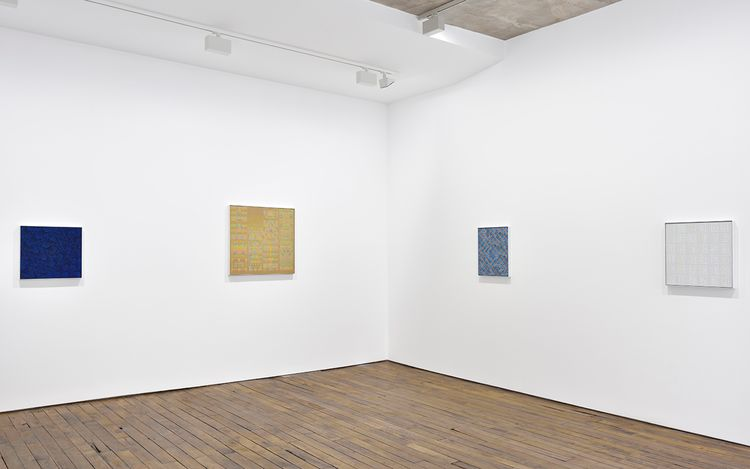 Exhibition view: Xylor Jane, Love Streams, Campoli Presti, Paris (6–29 May 2021). Courtesy Campoli Presti.