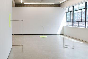 Exhibition view: Kāryn Taylor,Static Object Infinite Event, Jhana Millers, Wellington (14 October–6 November 2021). Courtesy Jhana Millers.
