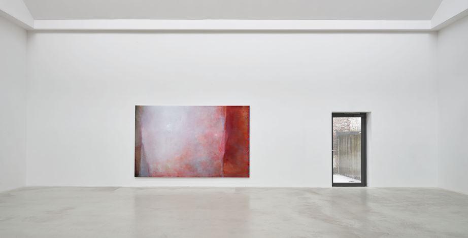 Exhibition view: Angel Vergara,J'efface, et cela apparaît, Axel Vervoordt Gallery, Antwerp (7 March–20 June 2020). Courtesy Axel Vervoordt Gallery.