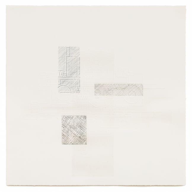 SONIC Imprint 1 by Zul Mahmod contemporary artwork