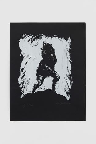 Alexis Hunter, Callisto(1992). Print. 65 x 50 cm. © The Estate of Alexis Hunter. Courtesy Richard Saltoun Gallery, London.