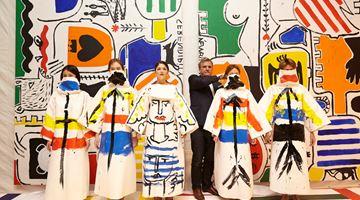 Contemporary art exhibition, Jean-Charles De Castelbajac, Shades of Tomorrow at Art Delight Gallery, Seoul, South Korea