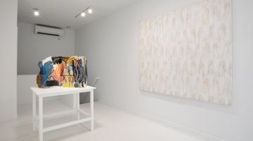 Contemporary art exhibition, Ghada Amer, Thicket at Goodman Gallery, East Hampton