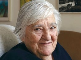 'The colours I use are the colours of California' - an interview with Etel Adnan