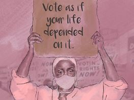 Artists Help Lift US Voter Turnout to 100 Year High