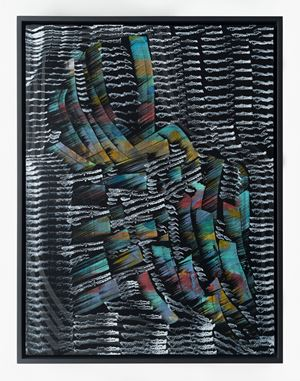Lady Fingers by Julia Dault contemporary artwork