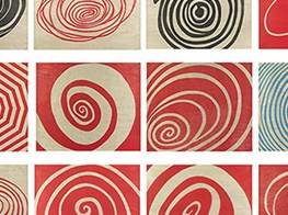 Spiraling into Louise Bourgeois' Inner Realm