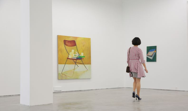 Exhibition view: Zhai Liang, Imaginary Comedy, A Thousand Plateaus Art Space, Chengdu (16 May–28 June 2020). CourtesyA Thousand Plateaus Art Space.