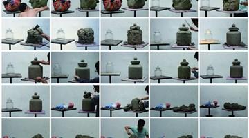 Contemporary art exhibition, Hu Qingyan, 空壳 Hollow Husk at Galerie Urs Meile, Lucerne