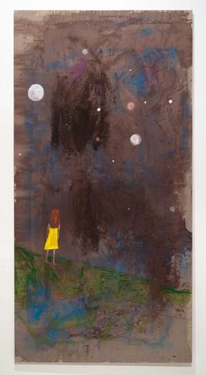 Solar Treasure by Jenny Watson contemporary artwork