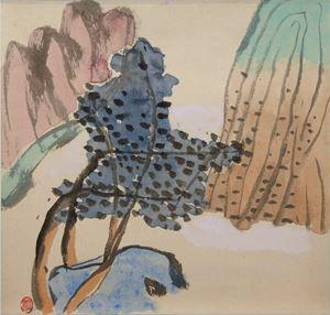 Bent Trees 《折》 by Yuan Jai contemporary artwork