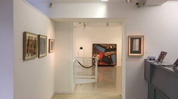 Galerie Thessa Herold contemporary art gallery in Paris, France