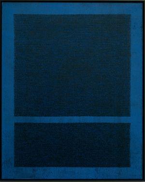 Lightening Fell Silent by Idris Khan contemporary artwork