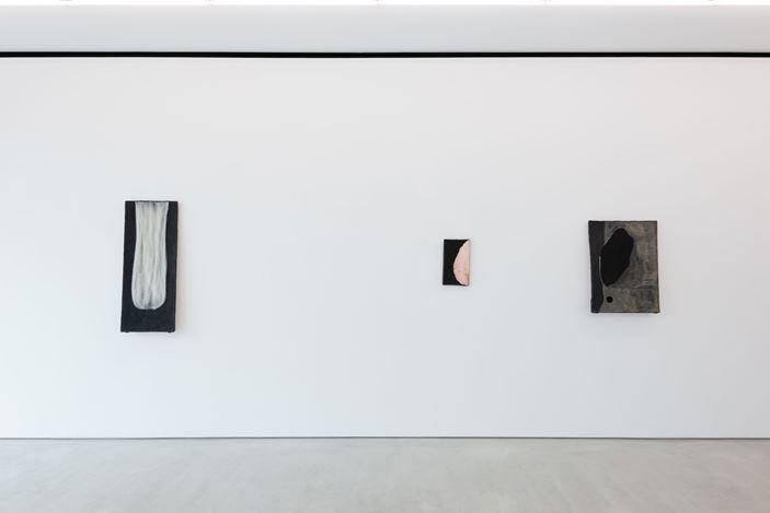 Exhibition view: Paloma Bosquê, Dark Matter, Blum & Poe, Tokyo (25 January–29 February 2020). Courtesy the artist and Blum & Poe, Los Angeles/New York/Tokyo. Photo: SAIKI.