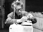 The unsolved mysteries of Alberto Giacometti